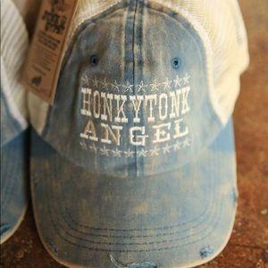 Honky tonk angel cap